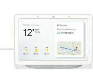 Google Home Hub - Chalk (New - Other) - £47.64 delivered using code Currys Clearance / eBay