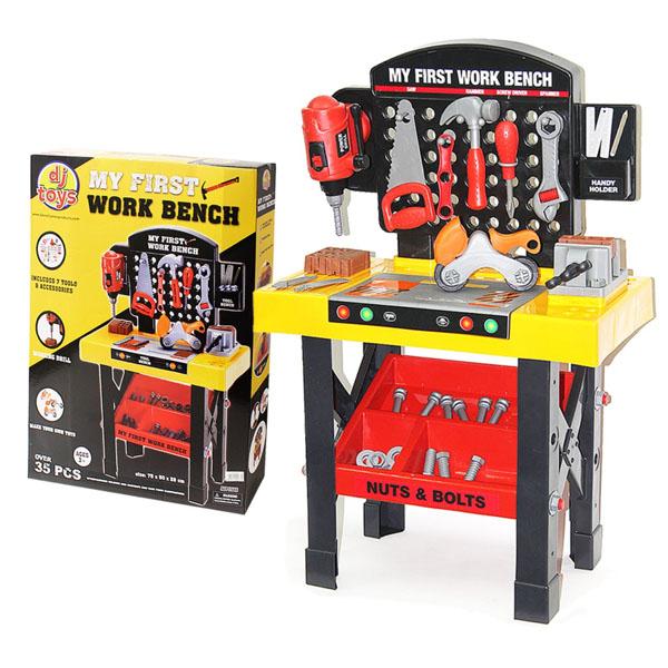 My First Work Bench (Children's Toy) - £18 Delivered @ Yankee Bundles
