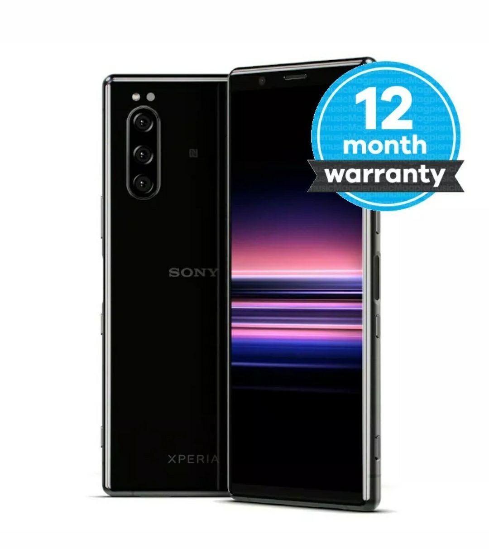 Sony Xperia 5 128GB Smartphone (Voda) - Very Good Condition Black Smartphone £237.99 With Code @ Music Magpie Ebay