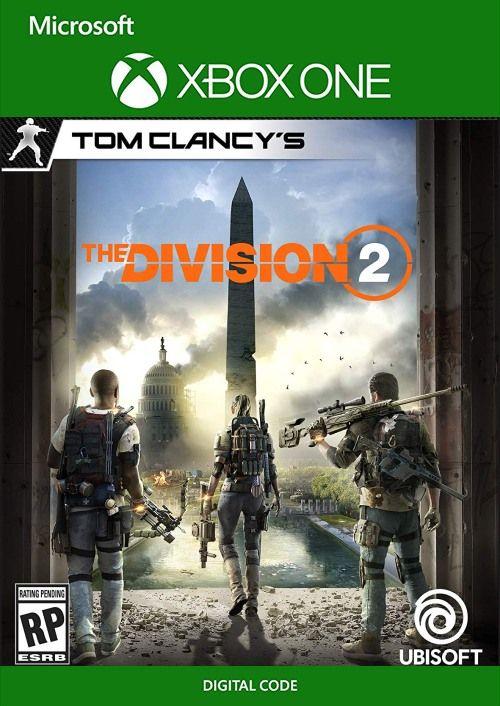 The Division 2 (Xbox) £9.99 CDKeys
