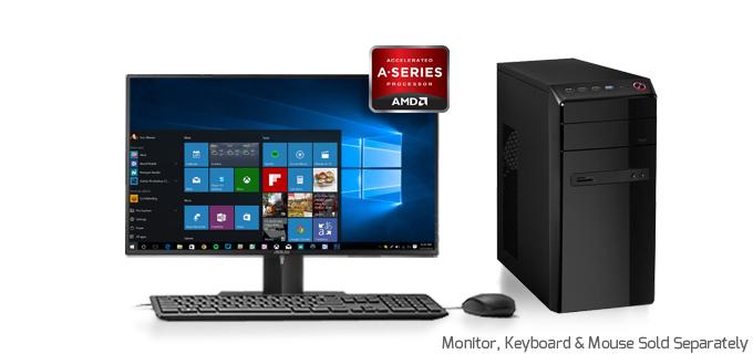 Home PC Alpha 3200G CCL Online - £331.99