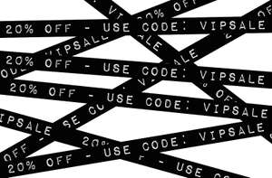 20% OFF VIP Sales - Selected Full Priced Items From END Clothing
