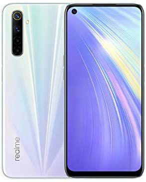 Oppo Realme 6 4GB 64GB £201 | 4GB 128GB £221 | 8GB 128GB £251 Smartphone Comet Blue/White @ Amazon Spain