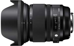 Sigma 24-105mm F4 DG OS HSM Art Lens - Sony Fit (Non-OS) - £399.97 Delivered @ Clifton Cameras
