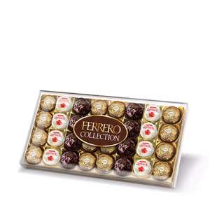 Ferrero Rocher 32 Pieces Chocolate Collection Box 359g, £8.75 - FREE Delivery (Standard) with Code From @ Debenhams Online