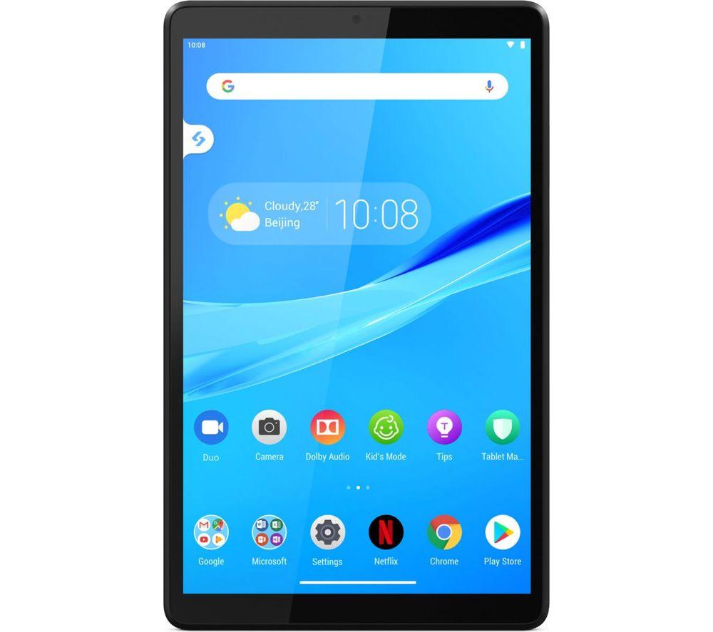 LENOVO Tab M8 Tablet - 32 GB, Grey - £110 @ Currys PC World