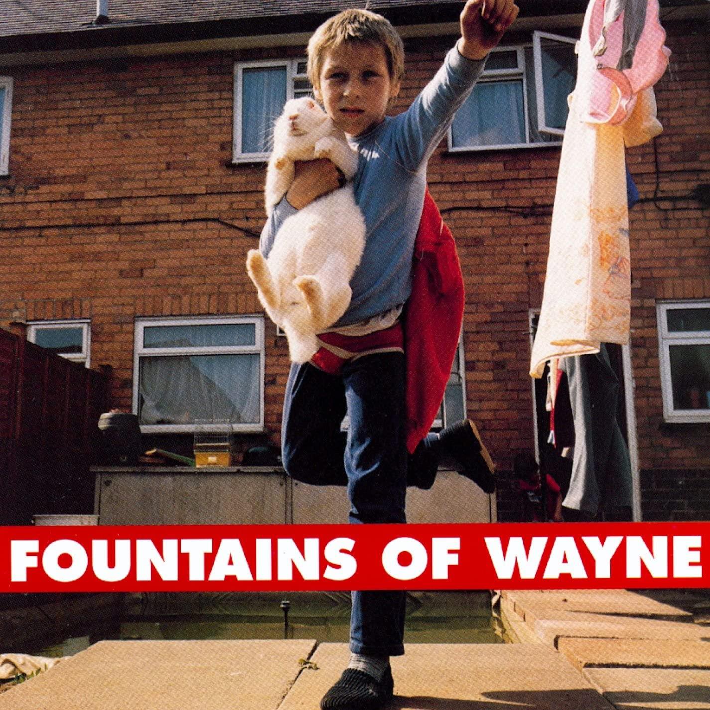 Fountain of Wayne - Fountains of Wayne CD - £5.99 (Prime) £8.98 (Non Prime) @ Amazon