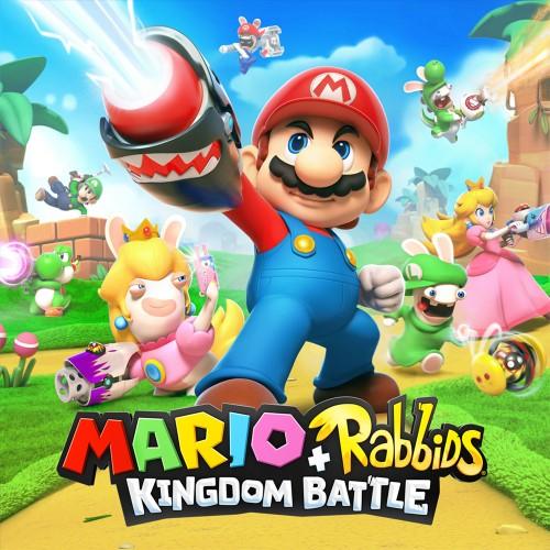 Mario + Rabbids Kingdom Battle [ Nintendo Switch ] £7.49 / Gold Edition £14.99 @ Nintendo eShop