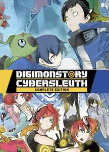 Digimon Cyber Sleuth: Complete Edition - £38.49 @ Nintendo Shop