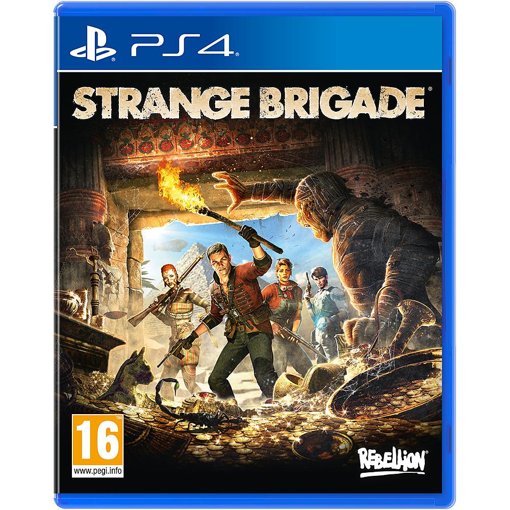 PS4 Strange Brigade - £9.98 delivered @ Game