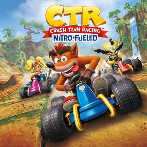 Xbox Game : Crash™ Team Racing Nitro-Fueled £20.99 & Crash™ Team Racing Nitro-Fueled - Nitros Oxide Edition £32.99 @ Microsoft Store