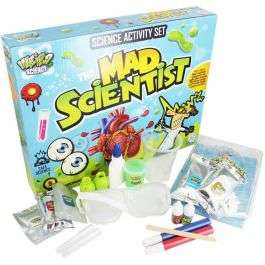 Weird Science The Mad Scientist Mega Science Activity Set - £5.99 delivered @ Bargainmax