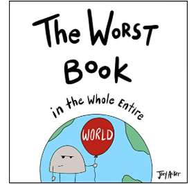 The Worst Book in the Whole Entire World - Kindle Free @ Amazon