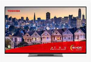 "Toshiba 55UL5A63DB (2019) 55"" 4K Ultra HD TV (Refurbished) - £295.99 @ electrical-deals"