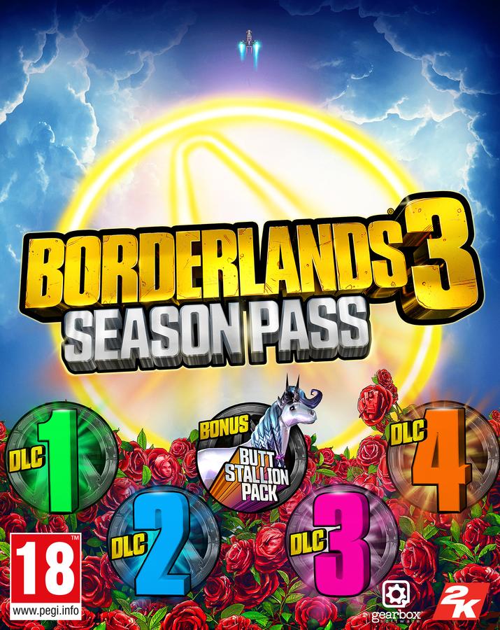 Borderlands 3 Season Pass - £31.85 @ ShopTo.net