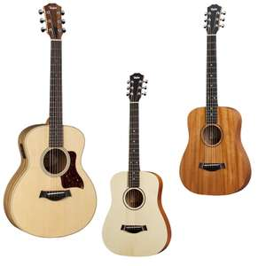 Taylor Roadshow Limited Edition GS Mini-e + Claim A Free Baby Taylor Acoustic Guitar - £699 Delivered @ PMT (Promo Works on other models)