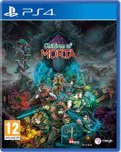 Children of Morta (PS4) £14.99 (Prime) / £17.98 (Non-Prime) Delivered @ Amazon