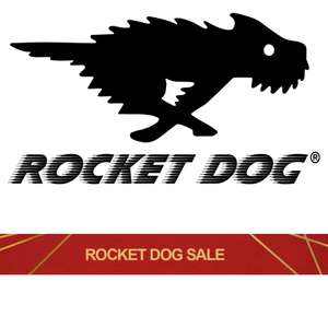 50% off Sale (Womens Shoes & Trainers) @ Rocket Dog (Free Delivery on a £40 spend / Free Returns)