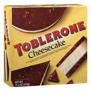 Toblerone Cheesecake for £2 @ Heron Foods - Kingston Upon Hull