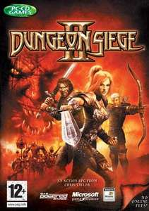 Dungeon Siege 2 89p @ Fanatical