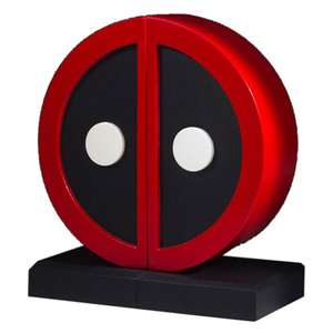 Gentle Giant Marvel Comics Deadpool Bookends - 12cm [Hand Painted / Individually Numbered] £17.50 (With Code) + £1.99 delivery @ Zavvi