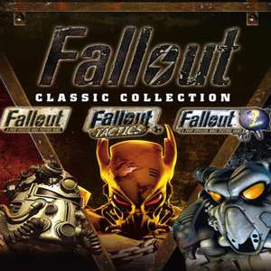 Fallout Classic Collection PC £4.19 @ Fanatical