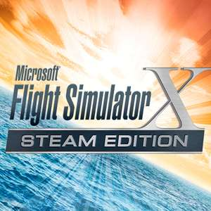 Microsoft Flight Simulator X: Steam Edition (PC) - £4.99 @ Steam Store