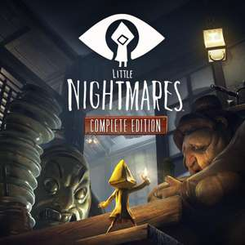 [Nintendo Switch] Little Nightmares Complete Edition - £8.49 @ Nintendo eshop