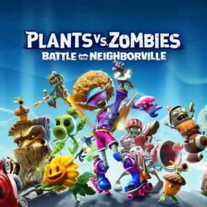Plants vs. Zombies: Battle for Neighborville (Xbox One) - £8.74 at Microsoft Store