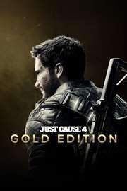 Just Cause 4 - Gold Edition [Xbox One] £14.99 @ Microsoft Store