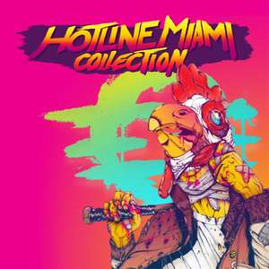 Hotline Miami collection (Nintendo Switch) - £11.24 @ Nintendo Shop or 8.88 @ South Africa e shop