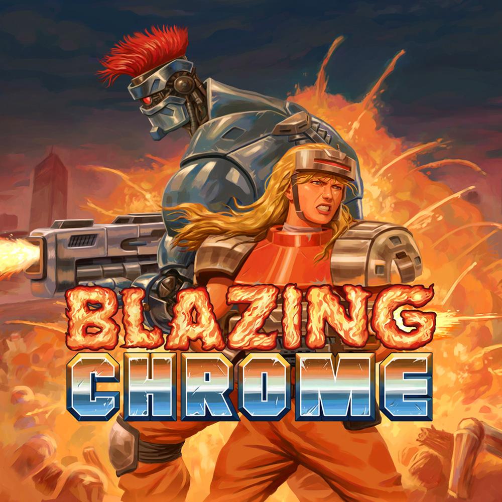Blazing Chrome (Nintendo Switch) £7.70 @ Nintendo eShop or 4.84 @ South Africa e shop