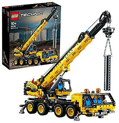 LEGO 42108 Technic Crane Truck Construction Kit - £69.99 delivered @ Amazon.de