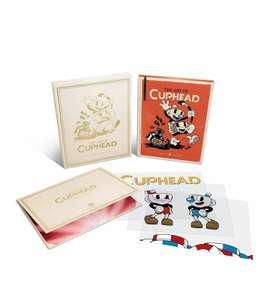 The Art of Cuphead Limited Edition £58.54 @ Amazon