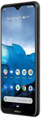 "Nokia 6.2 Black 6.3"" 64GB Dual SIM LTE Android 9.0 Pie Sim Free Unlocked £152.99 eBay / technolec_uk"
