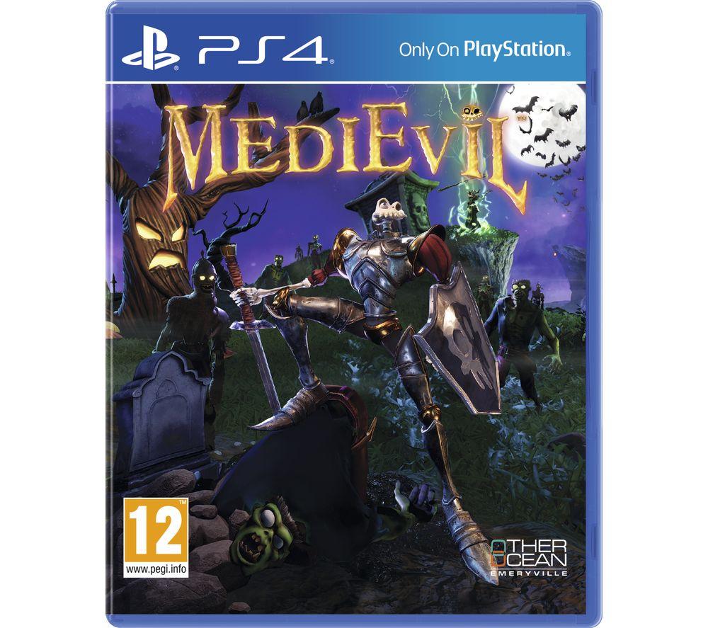 MediEvil PS4 £13.99 delivered @ Currys