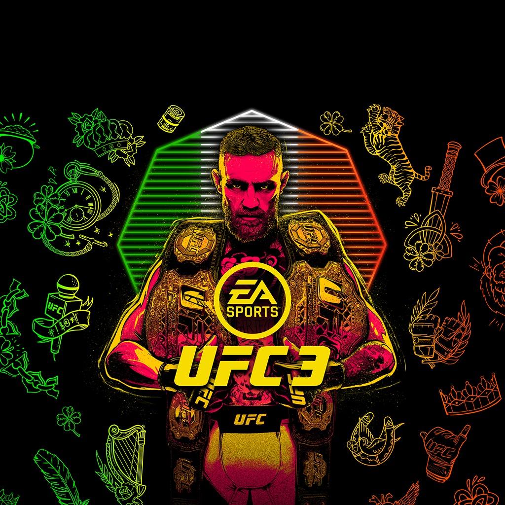EA Sports UFC 3 £8.99 at PSN