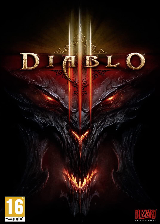 Diablo III (PC - Battle.net) - Amazon - £8.49 [PC Code - No DRM]