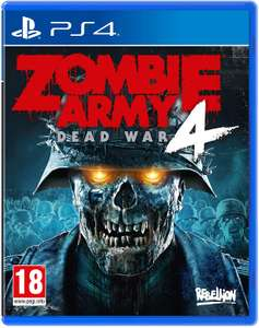 Zombie Army 4: Dead War (PS4/Xbox One) £27.99 Delivered @ Amazon