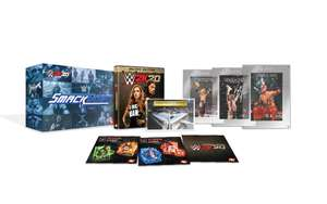 WWE 2K20 SmackDown! 20th Anniversary Edition - GAME Exclusive (Xbox One) - £39.99 + £4.99 Delivery @ GAME