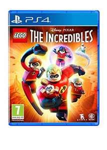 LEGO The Incredibles PS4 £12.85 delivered @ Base.com