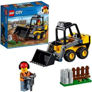 Lego City 60219 Construction Loader £7 @ Amazon (+£4.49 Non-prime)