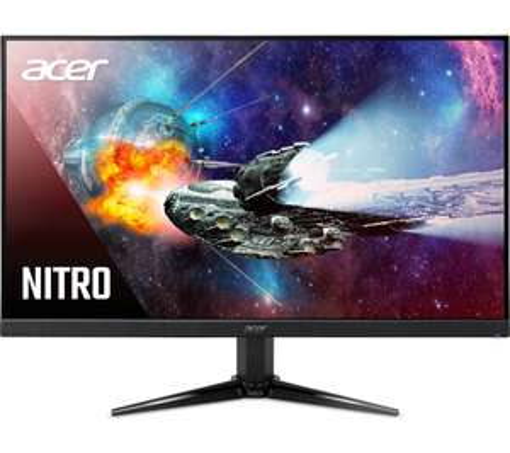 "'Damaged Box' ACER Nitro QG241Ybii FHD 23.8"" VA LCD 75Hz Freesync Gaming Monitor £67.32 at currys _clearance/ebay with code"