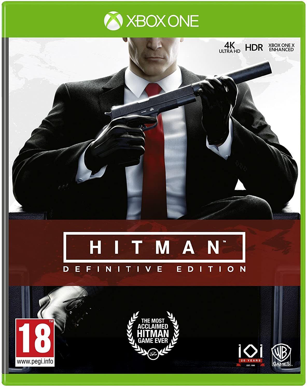 HITMAN: Definitive Edition xbox £13.85 at ShopTo