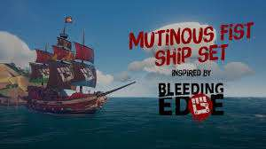 "Bleeding Edge Crossover ""Mutinous Fist Ship"" Free In Sea of Thieves @ Microsoft Store"