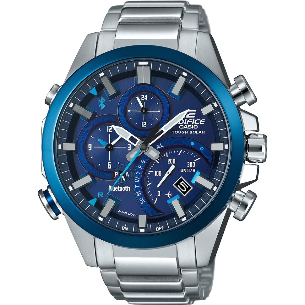Casio Mens Edifice Smartwatch EQB-501DB-2AMER £148.99 Watches2u