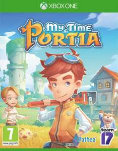 My Time At Portia (Xbox One) £7.99 (Prime) / £10.98 (Non-Prime) Delivered @ Amazon