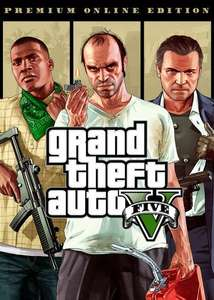 Grand Theft Auto V: Premium Online Edition £9.89 @ Game PIlot / Eneba