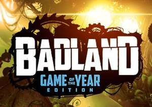 Badland GOTY Steam CD Key 62p at Gamivo