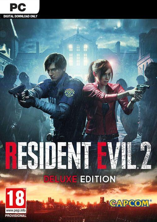 Resident Evil 2 - Biohazard RE2 Deluxe Edition PC - £15.99 @ CDkeys